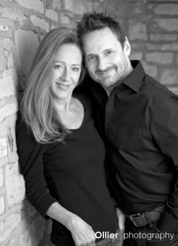 Ollier Photography Macclesfield couples portrait shoot Valentine's black and white
